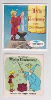 """21 Photos View- Master En Relief """"Merlin L'Enchanteur D'après Walt Disney"""" - Non Classificati"""