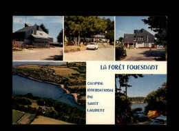 29 - LA FORÊT-FOUESNANT - Multi Vues - Camping - La Forêt-Fouesnant
