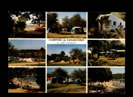 29 - LA FORÊT-FOUESNANT - Multi Vues - Camping De Keranterec - La Forêt-Fouesnant