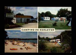 29 - LA FORÊT-FOUESNANT - Multi Vues - Camping De Kerleven - Volley - La Forêt-Fouesnant