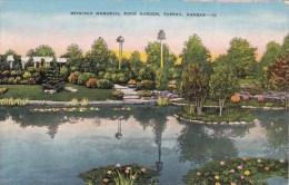 Reinisch Memorial Rock Garden Topeka Kansas