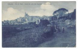 Vetralla Via Dei Pilari  Viaggiata 1930 Cartolina No In Ottimo Stato C.1592 - Viterbo