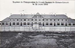 23734 CLOHARS-CARNOËT Souvenir Inauguration Groupe Scolaire 30 Juillet 1933 -Photo Gallo Quimperlé - Clohars-Carnoët