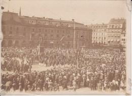 2072 PHOTO à Strasbourg Le 8 Juin 1919 Remise De Bannières Aux Sociétés De Gymnastique - Strasbourg