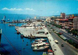 Rijeka, Croatia Postcard Used Posted To Austria 1969 - Croatia