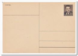 Tsjechoslowakije, Postcard Unused - Postwaardestukken