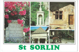 ST SORLIN EN BUGEY - MULTI VUES - Non Classificati