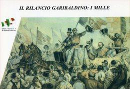 [DC1420] CARTOLINEA - IL RILANCIO GARIBALDINO: I MILLE - ENTRATA TRIONFALE IN NAPOLI (20) - Storia