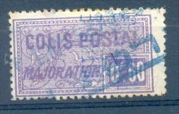 "FRANCE ALGERIA Yv#CP 13b ""CONTROL"" In BLUE - Algérie (1924-1962)"