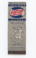 Boîte D´allumette US Army 1939-1945 Pepsi Cola Air Corps - 1939-45