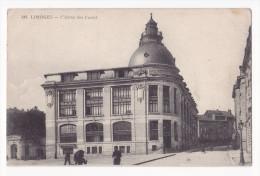 CPA 87 - LIMOGES - HOTEL DES POSTES (animée) - HAUTE VIENNE - Limoges