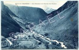 Route Des Chapieux (73) - Les Glinettes Et Le Torrent Des Glaciers - Circulé En 1934 - France