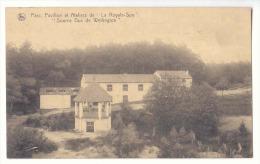 """D12306 - SPA -  pavillon et ateliers de """"La Royale SPA"""" - source Duc de Wellington"""