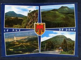 LE PUY DE DOME . Multivues . Voir Recto - Verso    (S416) - France