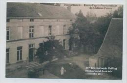 (J445) - Kopie / Denderleeuw - Ecole D'agriculture Pratique Du Château-Ferme / 36ste Int. Ruildag Prentkaartenclub ... - Denderleeuw