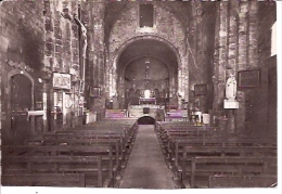 SAINTES MARIES DE LA MER  Interieur  De L'Eglise Forteresse - Saintes Maries De La Mer
