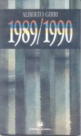 ALBERTO GIRRI - 1989/1990 AÑO 1990 133 PAGINAS EDITORIAL FRATERNA POEMAS POEMA POESIA POETRY