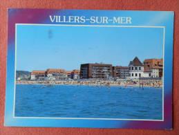 Dep 14 , Cpm VILLERS Sur MER , Villers 2000  (091)Recto/Verso - Villers Sur Mer