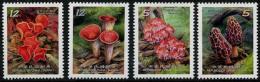 TAIWAN 2013 - Flore, Champignons - 4val Neuf // Mnh - 1945-... République De Chine