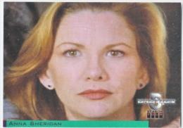 BABYLON 5  ANNA SHERIDAN   WARNER  BROS.  1998 - Babylon 5