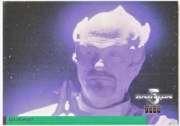 BABYLON 5   DUKHAT   WARNER  BROS.  1998 - Babylon 5