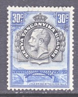 K.U.T.   51  (o) - Kenya, Uganda & Tanganyika