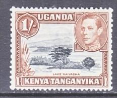 K.U.T.   80   * - Kenya, Uganda & Tanganyika