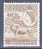 K.U.T.   109  LION  (o) - Kenya, Uganda & Tanganyika