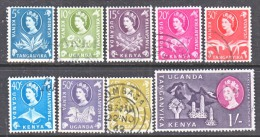K.U.T.   120+  (o) - Kenya, Uganda & Tanganyika