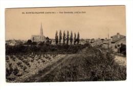 Cp , 44 , SAINTE PAZANNE , Vue Générale , Pris Au Sud , Voyagée 1932 - Otros Municipios