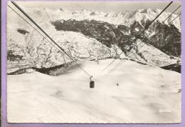 Dépt 05 - Téléphérique De SERRE-CHEVALIER - Alt 1483 M - Panorama Vu De La Station Supérieure - Photo Véritable - - Serre Chevalier