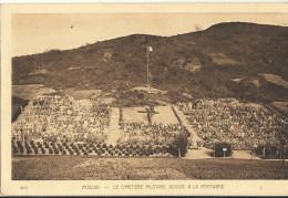 MOOSCH - Le Cimetière Militaire Adossé à La Montagne  6 - Frankrijk