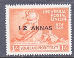 SOMALILAND  115  **  UPU - Somaliland (Protectorate ...-1959)
