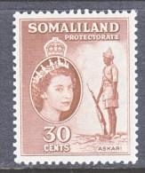 SOMALILAND  132   * - Somaliland (Protectorate ...-1959)