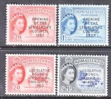 SOMALILAND  140-3    ** - Somaliland (Protectorate ...-1959)