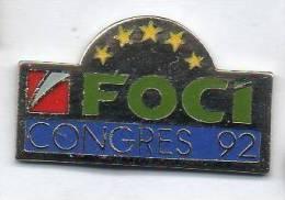 Photo Foci , Congrés 92 , En EGf , Signé Logo Motiv - Fotografie