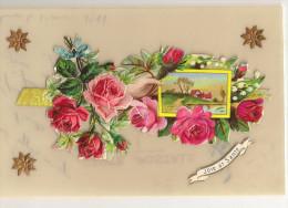 M-A@ CPA CELLULOÏDE ET PAPIER SYSTEME - Cartes Postales