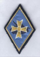 Insigne De Bras De La 1ére Division Blindée - Ecussons Tissu