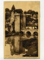 CP , 79 , PARTHENAY , La Tour Saint-Jacques - Parthenay