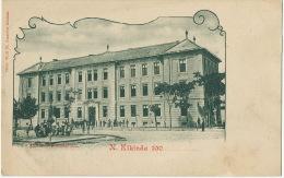 N. Kikinda  Allami Fogimnazium Edit 28552 Wolf - Serbie