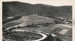 ( CP SM PF 58 )   Environs De LUZY - Route Serpent Et Le Mont Beuvray -  ( H C ) - Unclassified