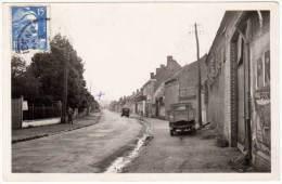 Arcy - Route De Compiègne - France