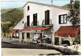 La Preste Les Bains - Hostellerie Du Coffret (pub Kronenbourg) - France