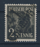 SBZ Nr. 166 ** postfrisch Handstempel Bezirk 41 / Altsignatur Rehfeld