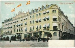 Kobenhavn Hotel D' Angleterre  CR No 97 - Denmark