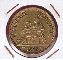 2 FRANCS 1926   //    ETAT  TTB+  //  RARE EN L ETAT - I. 2 Francs