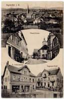 Ingweiler I. E., Hauptstrasse, Vogesen-Hotel, ... - France