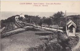Espagne - Cataluna - Santa Cristina - Cami Dels Ametllers - Gerona