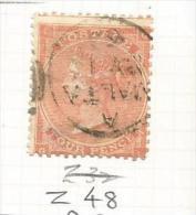 Malta GB Stamps Used In Malta Z48 L-G - Malta
