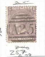 Malta GB Stamps Used In Malta Z57 B-C - Malta